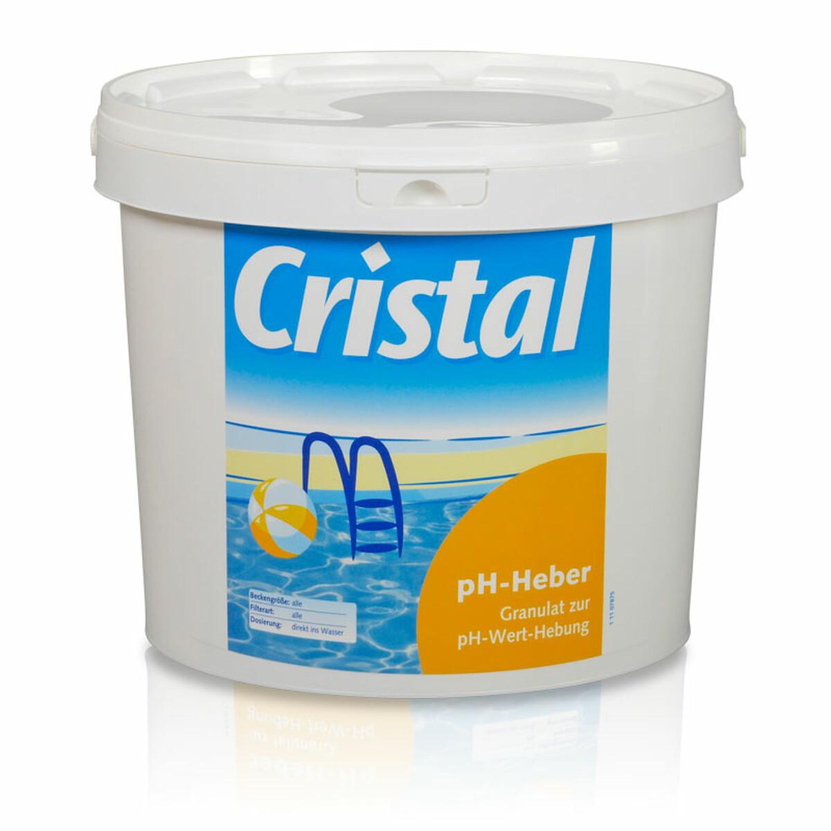 Cristal pH-Heber 5 kg Eimer