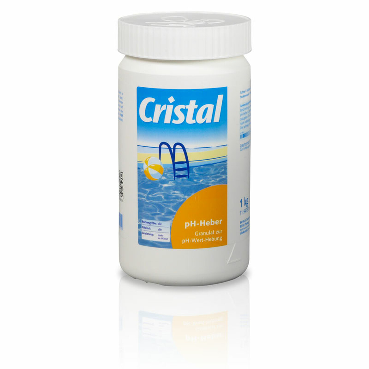 Cristal pH-Heber 1 kg