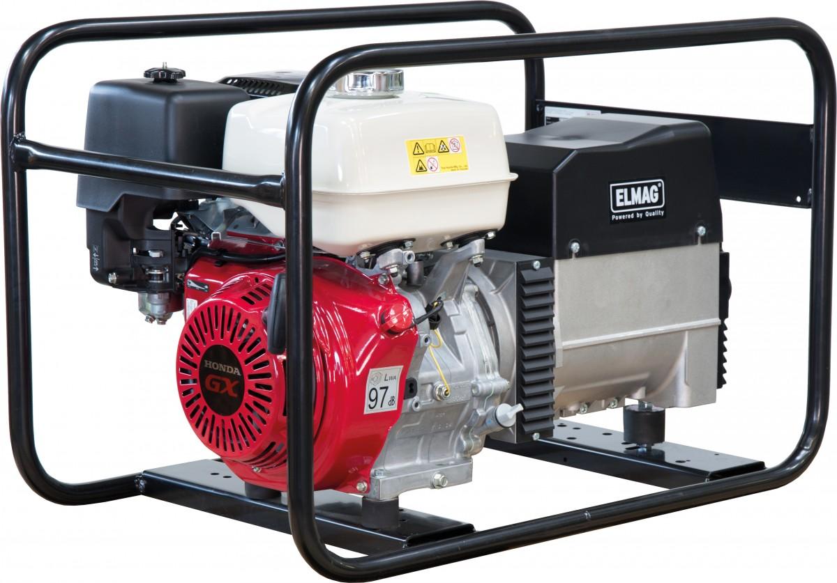 Stromerzeuger SEB 5000WD