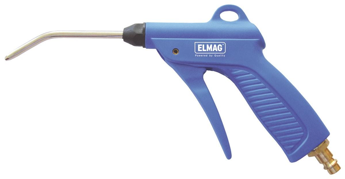 ELMAG Ausblaspistole 'PA' mit Verlängerungsdüse 110mm