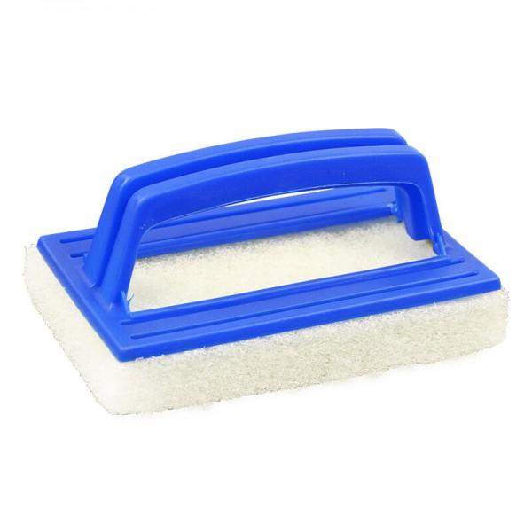 Spezial-Reinigungsbürste blau