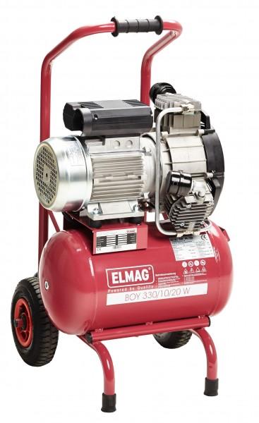 Elmag ölfreier Kompressor BOY 330/10/20 W