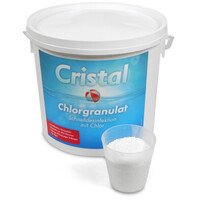 Cristal Chlorgranulat - 5 kg