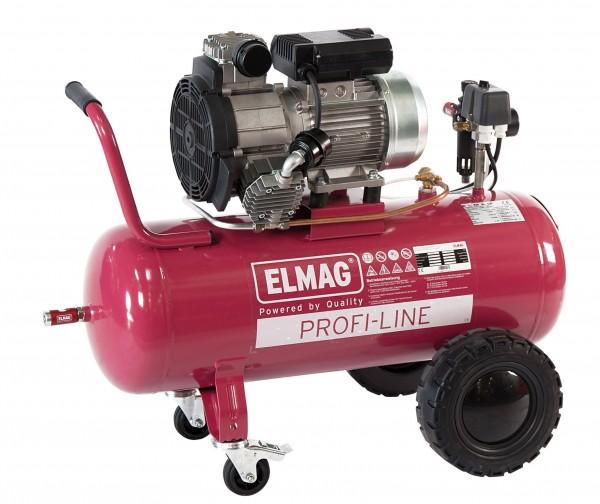 Elmag ölfreier Kompressor PROFI LINE PL 330/10/50 W