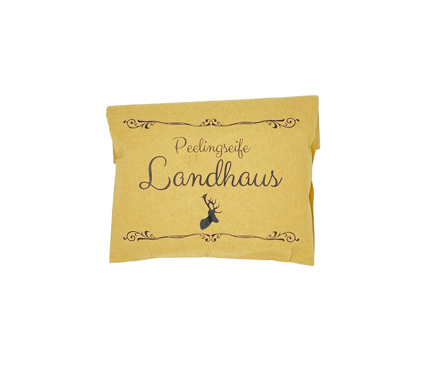 Peelingseife Landhaus