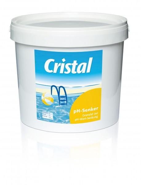 Cristal pH-Senker 6kg Eimer 2er Set