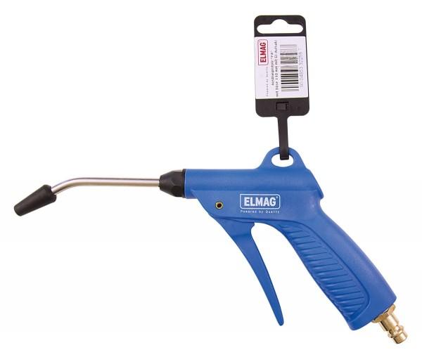 ELMAG Ausblaspistole 'PA' mit Düse 110mm mit GI-Aufsatz