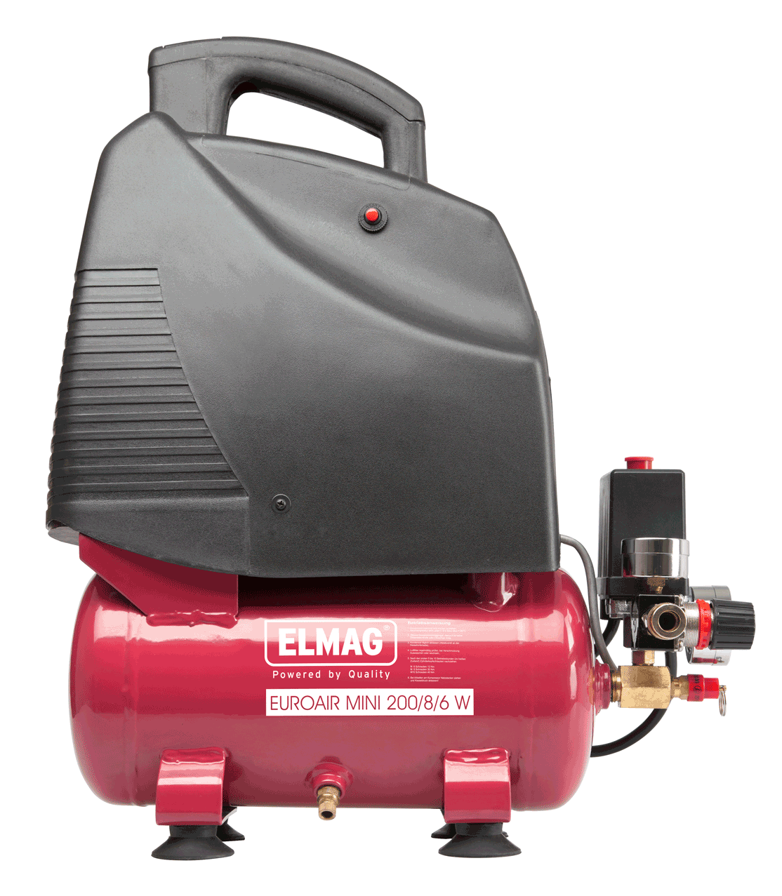 Elmag Kompressor EUROAIR MINI 200/8/6 W