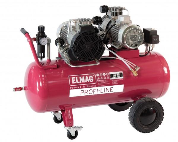 Elmag ölfreier Kompressor PROFI-LINE PL 660/10/100 D