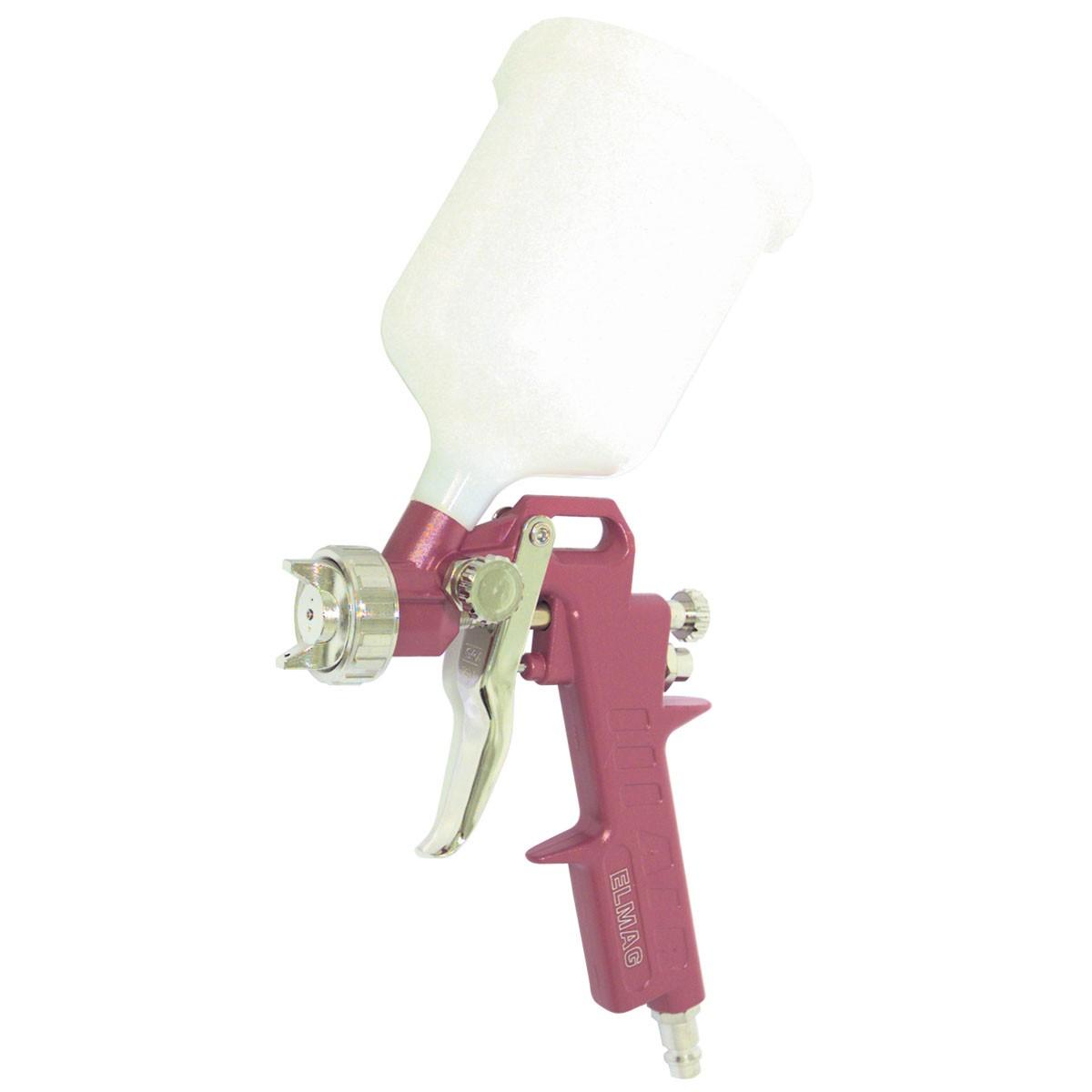 ELMAG Farbspritzpistole FOPC mit Düsensatz 1,5mm