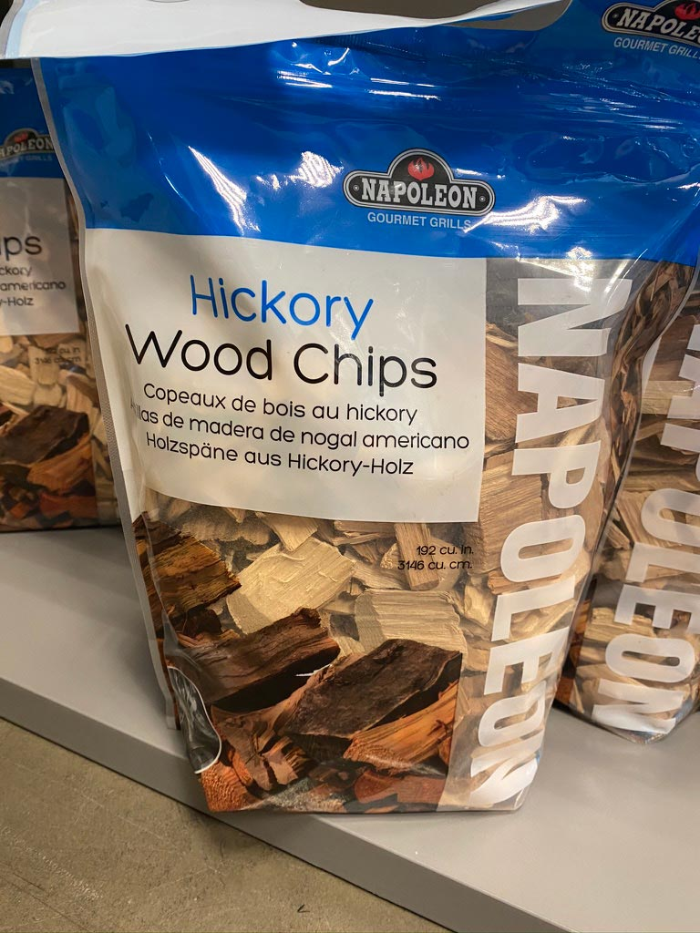 Napoleon Hickory Räucherchips