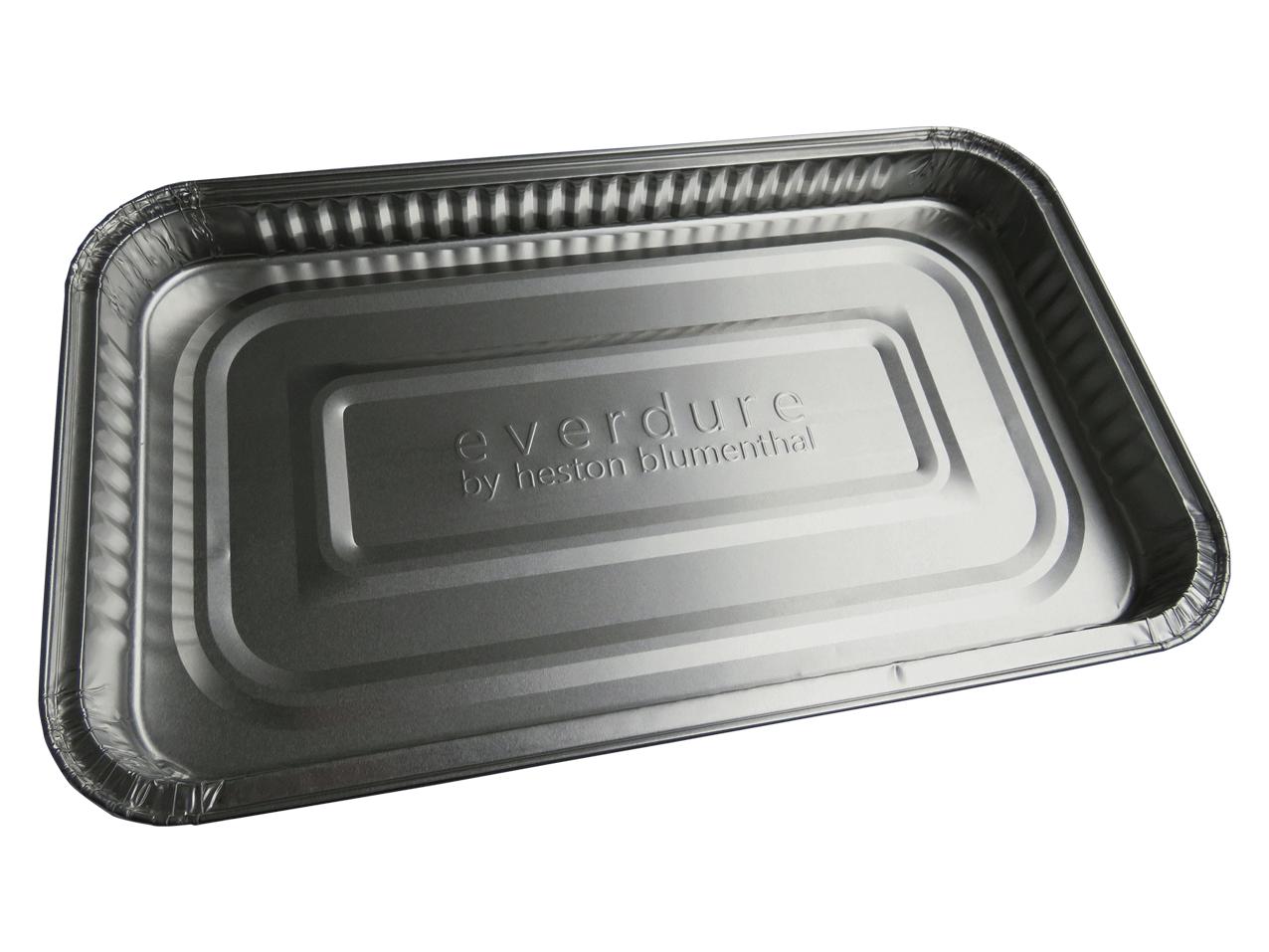 Aluminium Abtropfschale - Force und Furnace