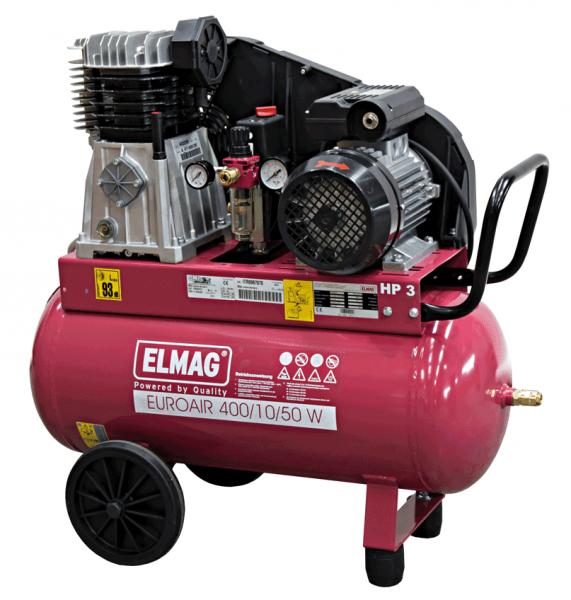 Elmag Kompressor EUROAIR 400/10/50 W