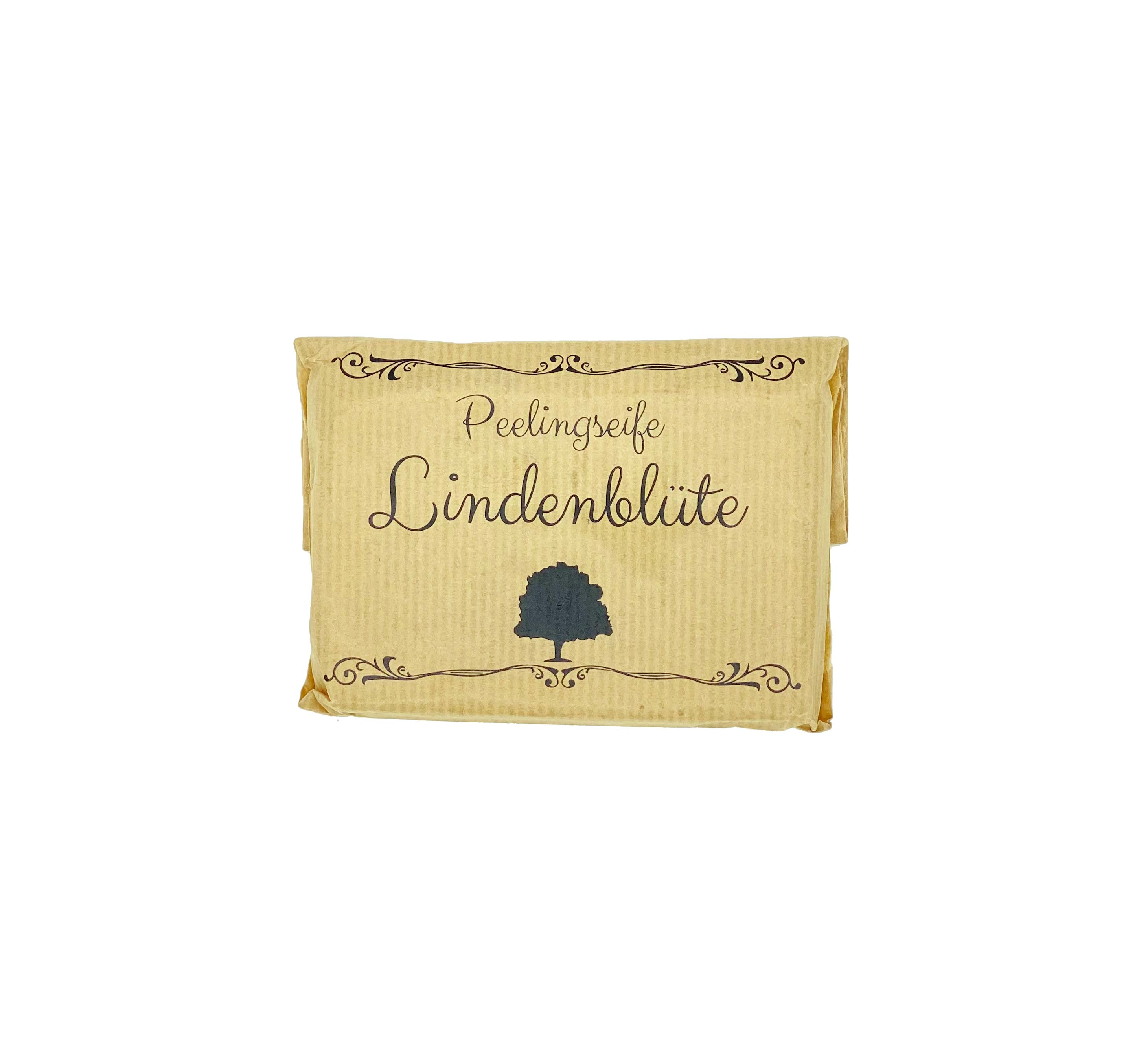 Peelingseife Lindenblüte