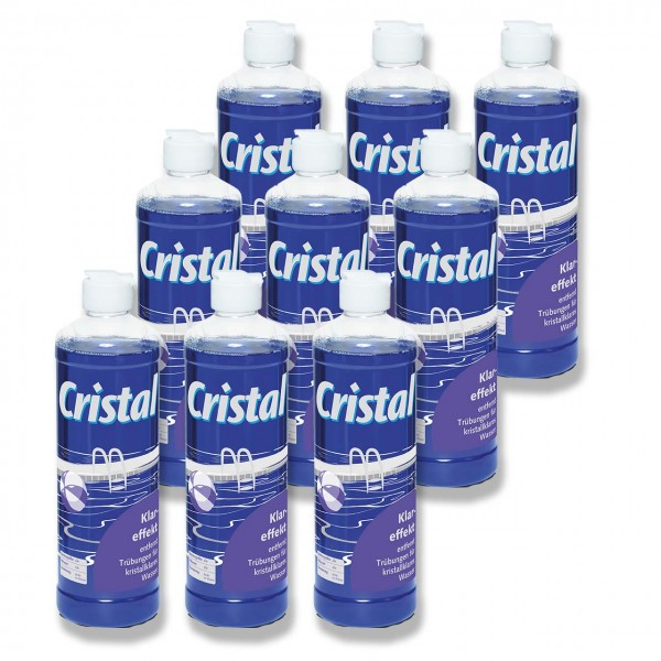 Cristal Klareffekt 9-Set