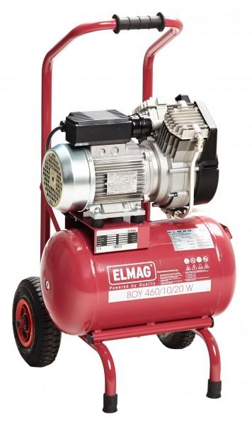 Elmag ölfreier Kompressor BOY 460/10/20 W