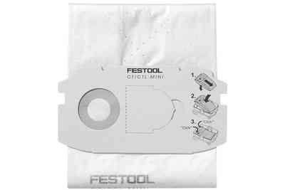 Festool Selfclean Filtersack SC-FIS-CT Mini/5