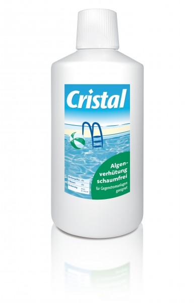 Cristal Algenverhütung schaumfrei 1 l