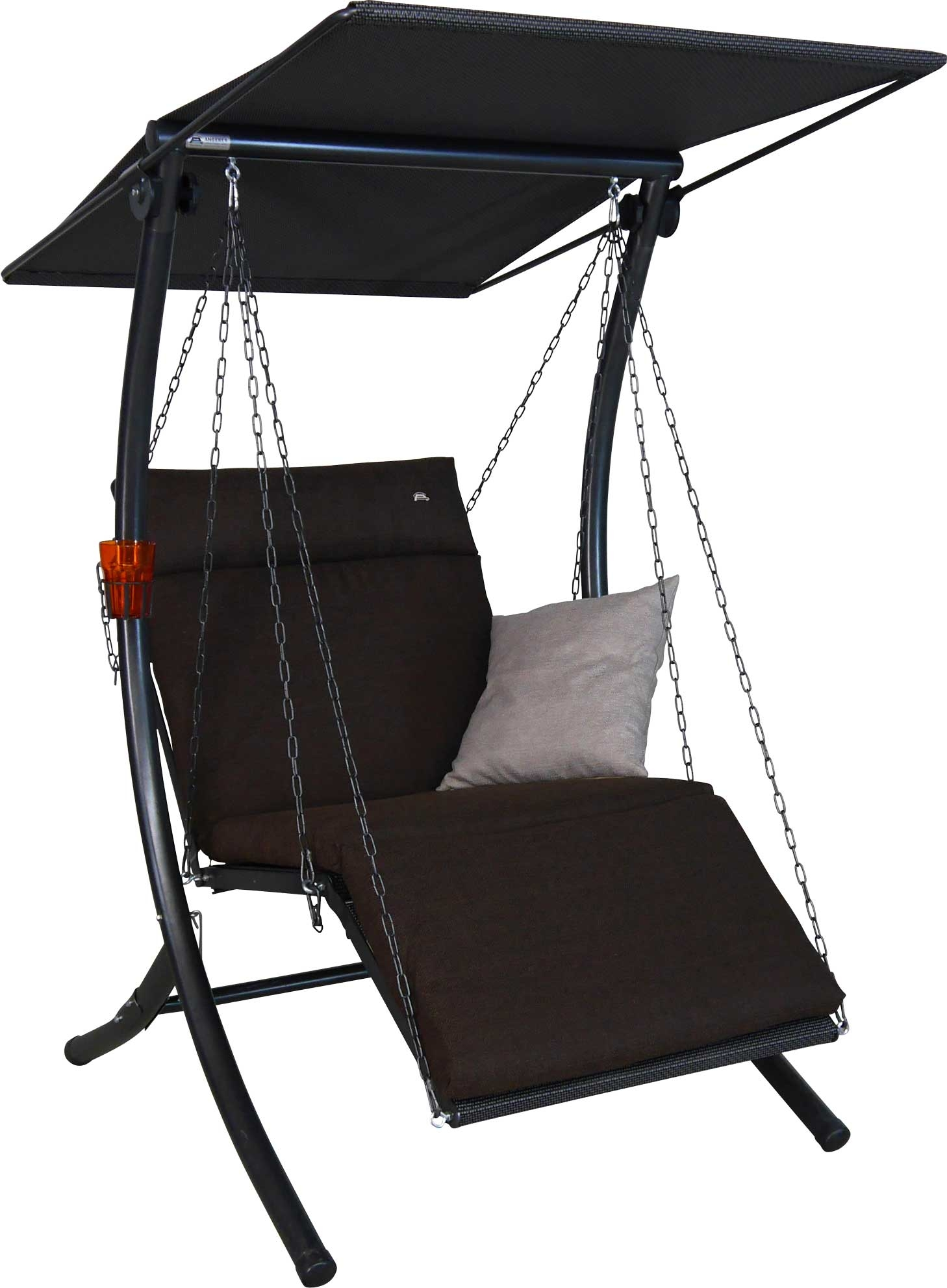 Angerer Hollywoodschaukel 1-Sitzer Swing Smart coffee