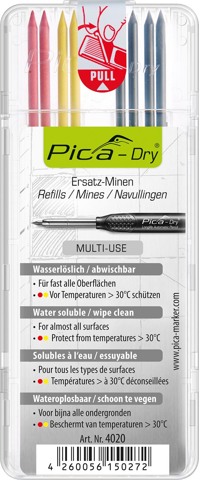 Pica DRY Minen-Set Basis