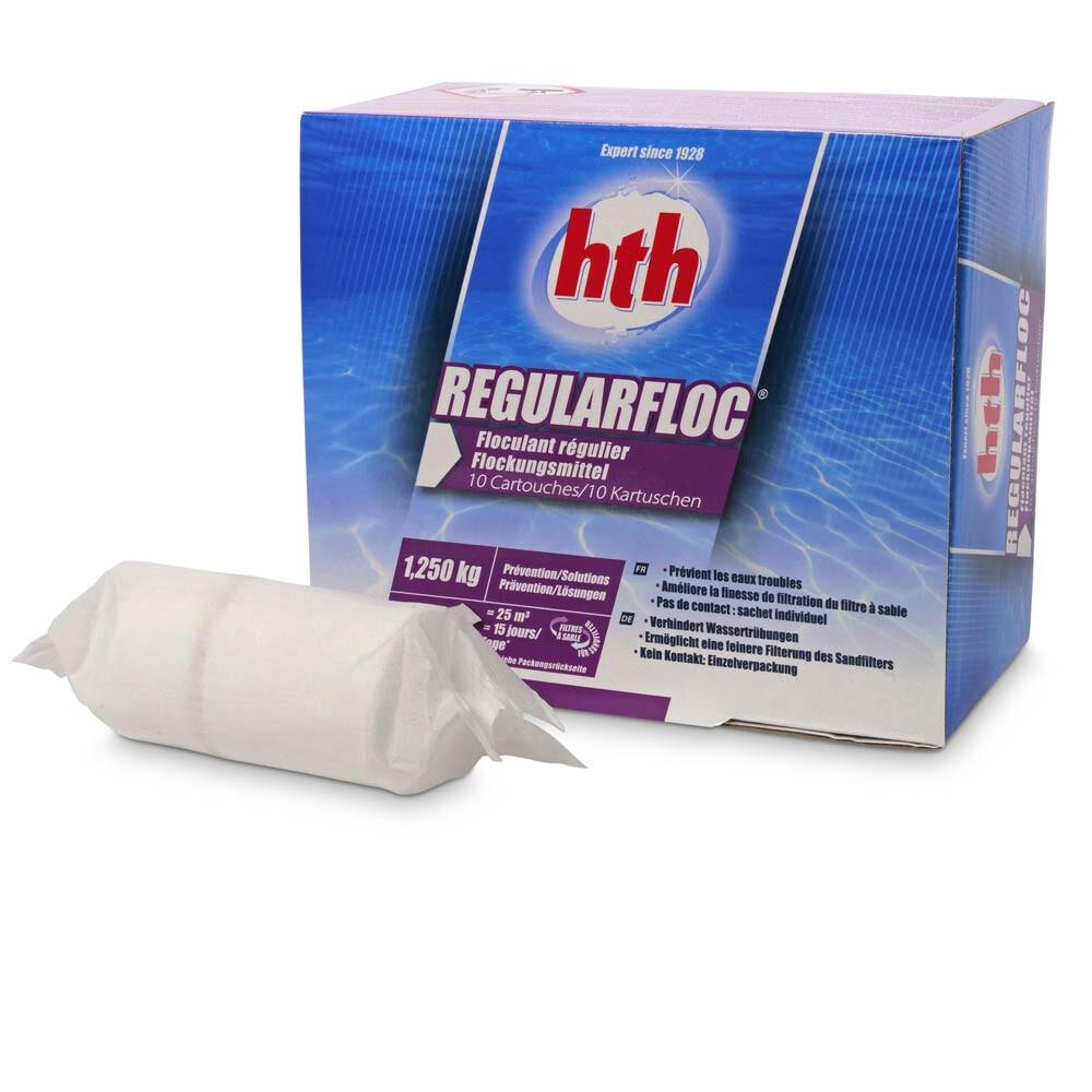 hth Regularfloc Flockkartuschen 1,25 kg