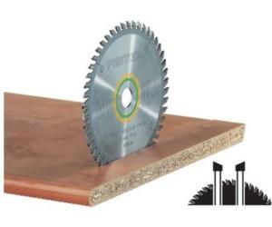 Festool Kreissägeblatt Wood Fine Cut HW216x2,3x30 W 60