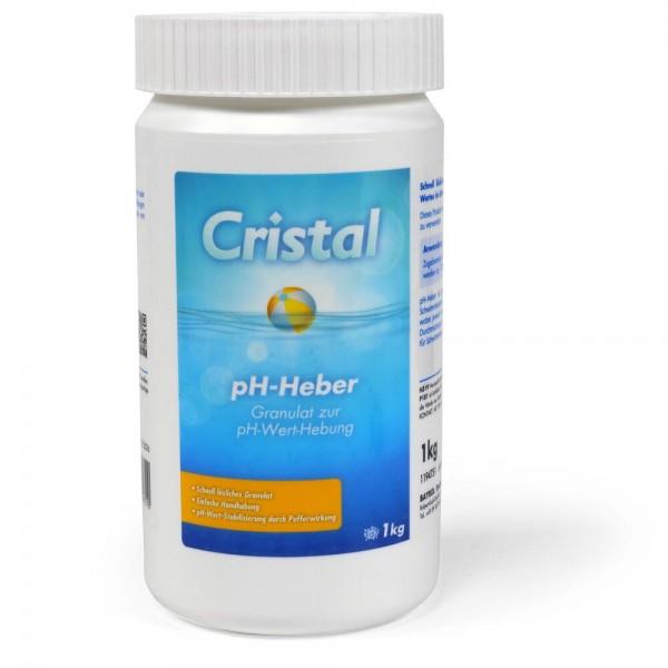 Cristal pH-Heber - 1,0 kg