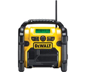 DeWalt XR Li-Ion FM/AM Kompaktradio DCR019-QW