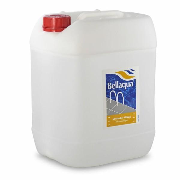 Bellaqua pH-Senker flüssig 25 Liter Kanister