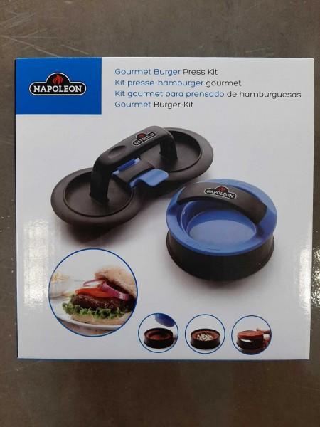 Napoleon Burger Presse Set
