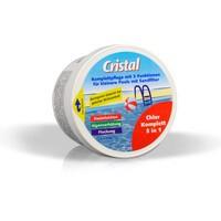 Cristal Chlor Komplett 3 in 1 (Dose á 340g)