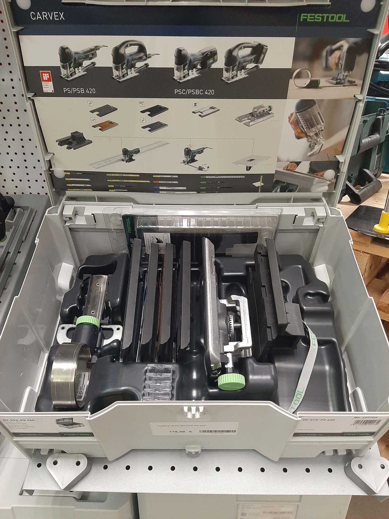 Festool Zubehör Systainer ZH-SYS-PS 420