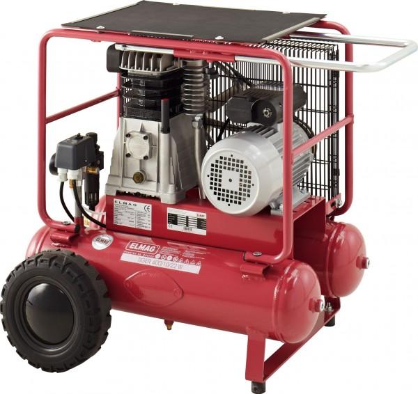 Elmag Montagekompressor TIGER 400/10/22 D