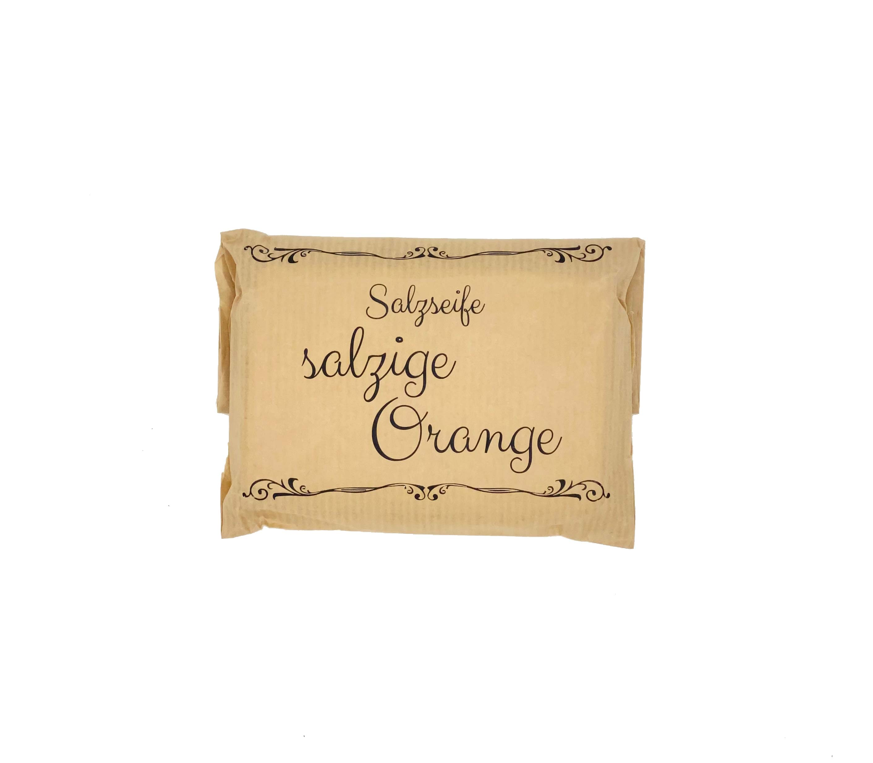 Wohlfühlseife salzige Orange