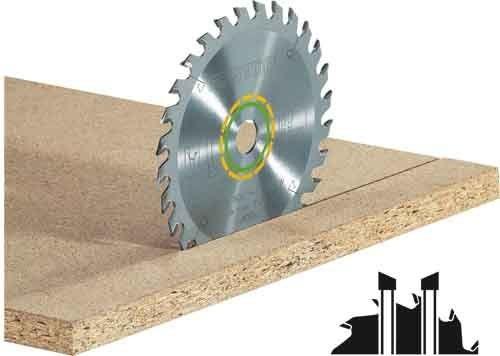 Festool Kreissägeblatt Wood Universal HW 210x2,4x30 W36