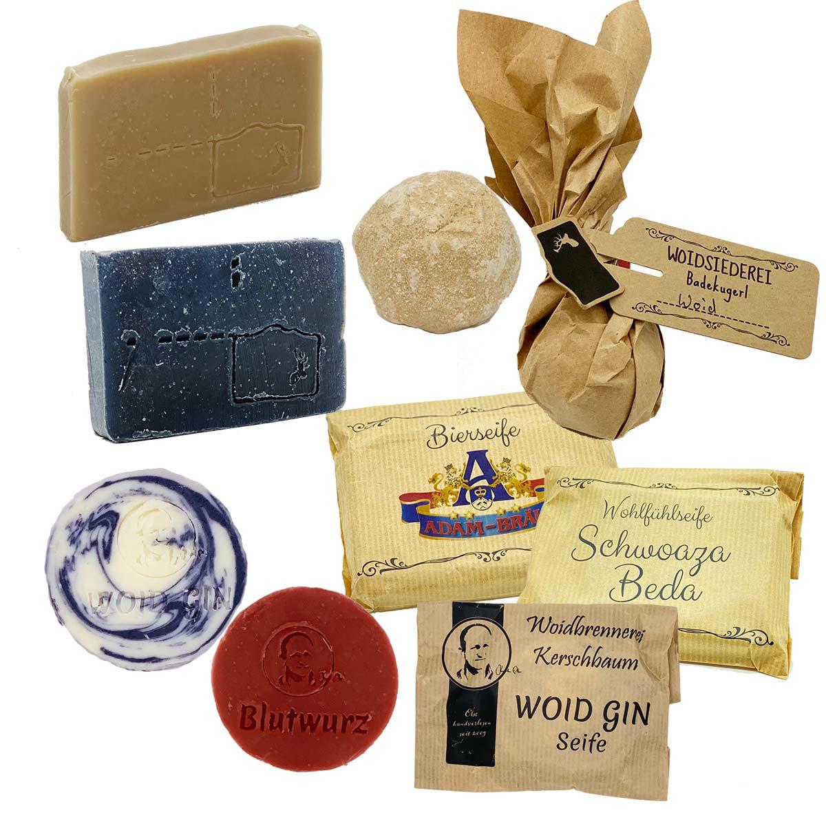 Seifenpaket - Männertraum