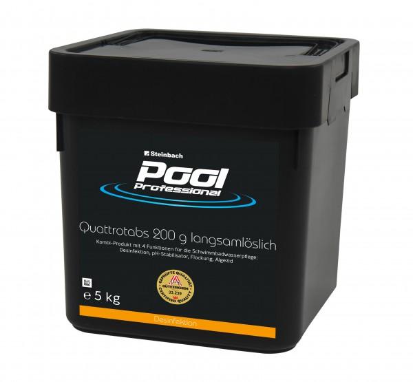 Pool Professional Quattrotabs 200g - 5 kg