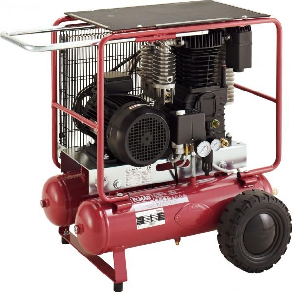 Elmag Montagekompressor TIGER 600/10/22 D